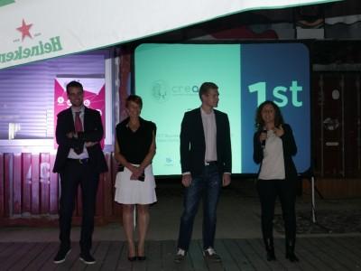 CREA_Bussines Idea Contest_nagrade evropskih inkubatorjev