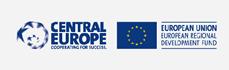 Logotip Central Europe barvni