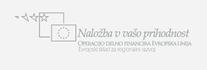 Logotip Naložba v vašo prihodnost