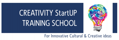 Creativity startup training school