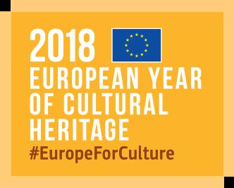 Evropsko leto kulturne dediscine2018_logo